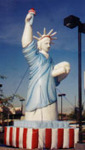 advertising inflatables - Statue of Liberty inflatable - St. Charles